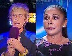 El incómodo reencuentro de Isabel Pantoja y Chelo García-Cortés en la presentación de 'Idol Kids'