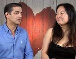 """La ardiente cita de Frans y Saskia en 'First Dates': """"Para ser asiática tienes buenos pechos, ¿no?"""""""
