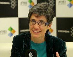 """Luz Aldama: """"Cataluña se ha convertido en un lugar hostil para el periodista"""""""