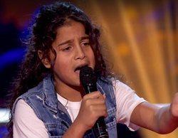 Melendi protagoniza el primer robo de 'La Voz Kids' para hacerse con la voz flamenca de Juan Miguel