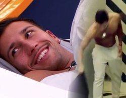"""La erección de Gianmarco tras una conversación en la cama con Adara en 'GH VIP 7': """"No me esperes despierta"""""""