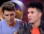 """La violenta disputa entre Kiko Jiménez y Diego Matamoros en 'GH VIP 7': """"Eres un rastrero y un mierda"""""""