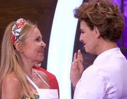 """Ana Obregón y Antonia Dell'Atte se reencuentran en 'MasterChef Celebrity 4': """"La culpa fue del cha cha chá"""""""
