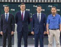 RTVE y Atresmedia rechazan la propuesta de la Academia de Televisión de un debate electoral sin preguntas