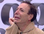 """Pol besa a un desconsolado Maestro Joao en su despedida de 'GH VIP 7': """"Siento mucho lo que ha pasado, te amo"""""""