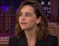 'Juego de Tronos': Emilia Clarke resuelve al fin a quién pertenecía el vaso de Starbucks
