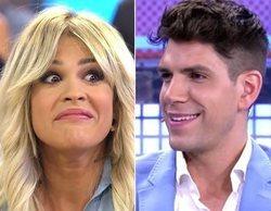 Diego Matamoros destapa en 'Sábado deluxe' que mantuvo relaciones sexuales con Ylenia