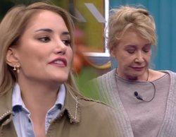 """Alba Carrillo, dolida al no verse salvada de la nominación en 'GH VIP 7': """"Todos nos tenemos que exponer"""""""