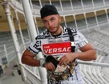 El inverosímil momento de Omar Montes con la prensa: es pillado con 15.000 euros en la riñonera