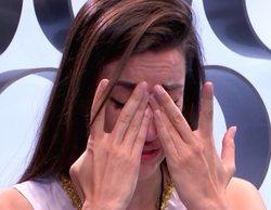 """Adara rompe a llorar al pensar en su pareja en 'GH VIP 7': """"No sé qué mierdas estoy haciendo"""""""