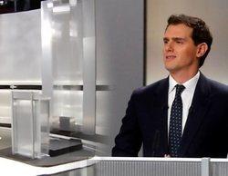 Vicente Vallés aclara lo que realmente sucedió con el alzador de Albert Rivera en el 'Debate electoral'