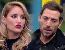 """Alba Carrillo y Antonio David, enfrentados en 'GH VIP 7': """"Me arrepiento de haber perdido mi tiempo contigo"""""""