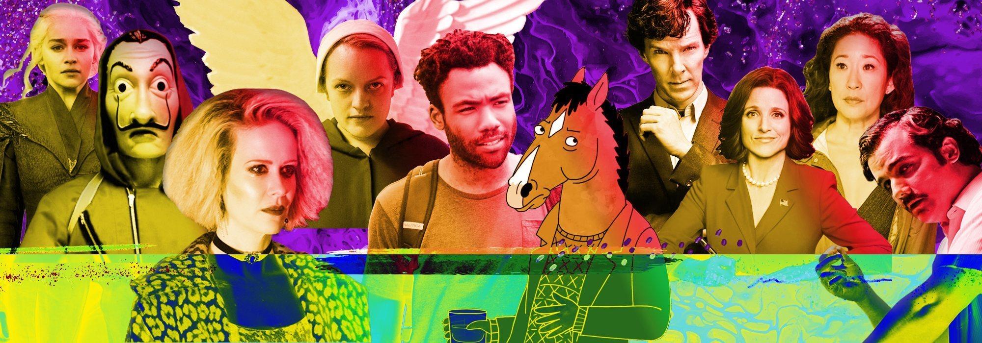 Las mejores series de la década 2010-2019