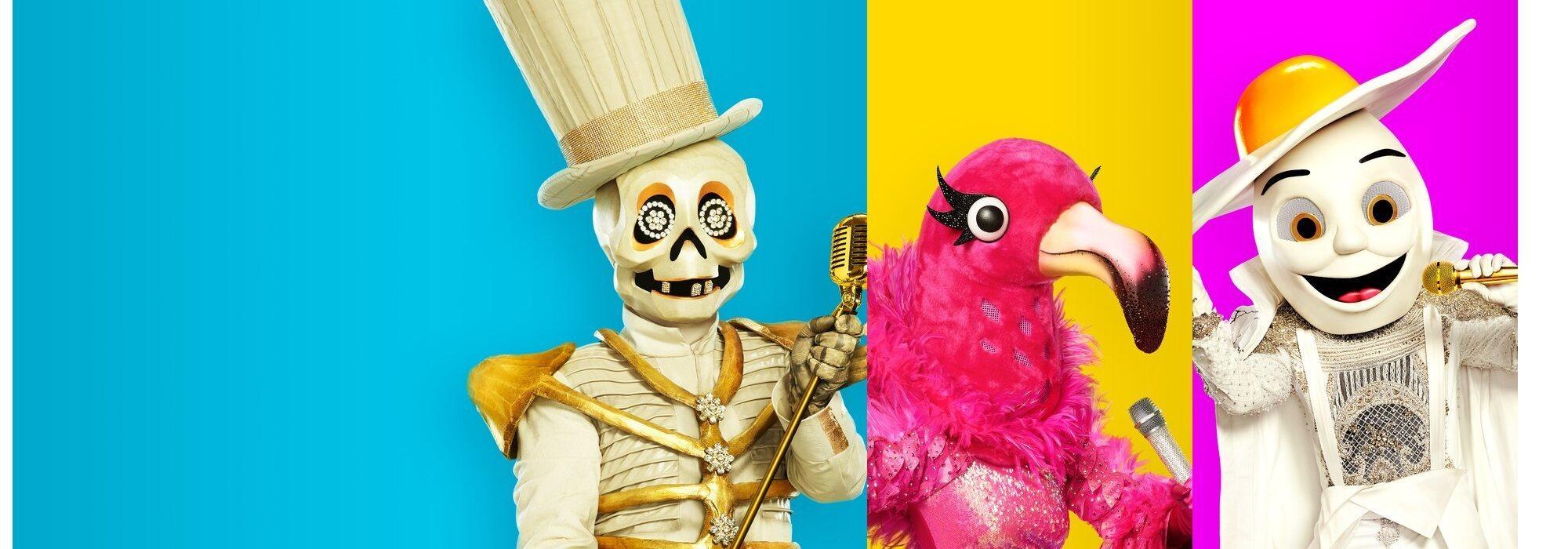 Las 11 actuaciones más divertidas de 'The Masked Singer' en Estados Unidos