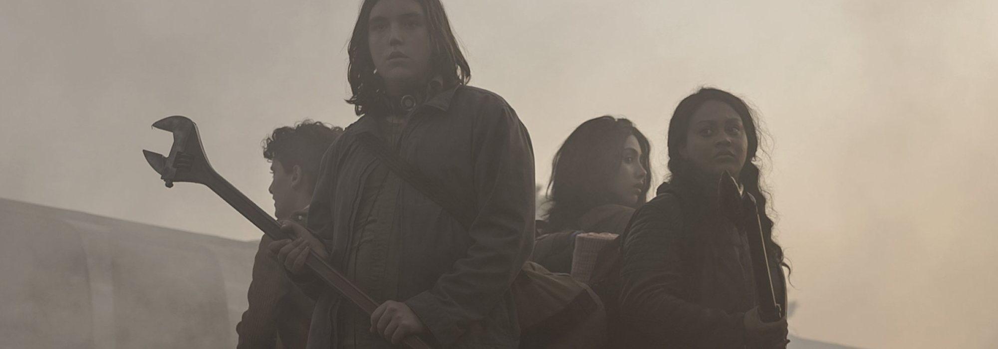 Por qué 'World Beyond' podría ser un revulsivo para la franquicia 'The Walking Dead'