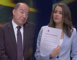 """Inés Arrimadas, contra el director de TV3: """"Lo primero que haremos al aplicar el 155 es cesarle"""""""