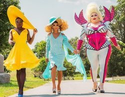 Shangela, Bob the Drag Queen y Eureka fichan por 'We're Here', el nuevo programa de HBO