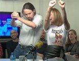 """El perreo de Pablo Iglesias al son de """"La gasolina"""" en Cadena SER: """"Con Abascal esto sería..."""""""