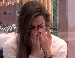 Lágrimas, reproches y melancolía: Así ha sido la peor noche de Gianmarco y Adara en 'GH VIP 7'