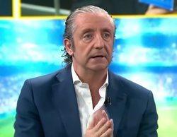 """Un fallo técnico en 'El Chiringuito' desespera a Josep Pedrerol: """"No sé qué está pasando"""""""