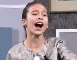 "Eurovisión Junior 2019: Melani canta por primera vez ""Marte"" en directo"