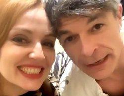 'La que se avecina': El nostálgico reencuentro de Cristina Castaño y Nacho Guerreros en el teatro