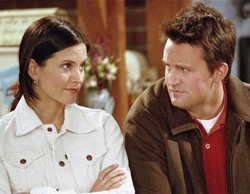 Nuevo reencuentro de 'Friends' entre Courteney Cox y Matthew Perry. ¿Siguen juntos Monica y Chandler?