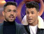 """Miguel Frigenti y Kiko Jiménez, enfrentados en 'GH VIP 7': """"Tú no eres nadie para acusarme de montajista"""""""