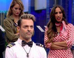 """Guerra abierta entre Hugo Castejón y sus compañeros en 'GH VIP 7': """"Es el único que nos saca de quicio"""""""
