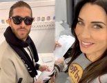 Pilar Rubio explica su despiste al enseñar las papeletas a la hora de votar junto a Sergio Ramos
