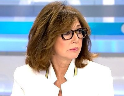 "Ana Rosa lamenta la dimisión de Rivera: ""Me da pena"""