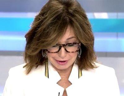 Una conexión accidentada obliga a Ana Rosa Quintana a cortar el directo de su programa
