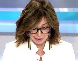 Una conexión accidentada con José Luis Ábalos obliga a Ana Rosa Quintana a cortar el directo de su programa