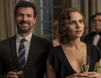 Rodolfo Sancho y Aura Garrido confirman su regreso a la T4 de 'El Ministerio del Tiempo'