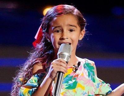 Marian, la niña que cautivó a Melendi en 'La Voz Kids' (México), sufre un grave accidente