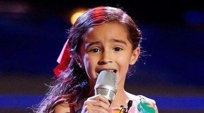 Marian, la niña que cautivó a Melendi en 'La Voz Kids' (México), en estado grave tras un accidente