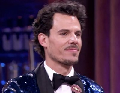 Juan Avellaneda, expulsado de 'MasterChef Celebrity 4'