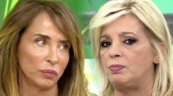 """El duro alegato de María Patiño contra Carmen Borrego: """"Eres una mentirosa y estafadora emocional"""" - FórmulaTV"""