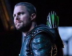 La emotiva despedida de Stephen Amell en el último día de rodaje de 'Arrow'