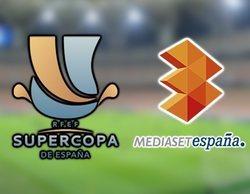 Mediaset y Atresmedia se suman a TVE y también se niegan a emitir la Supercopa de España en Arabia Saudí