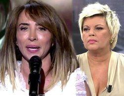 Terelu Campos salta en defensa de Carmen Borrego tras el alegato de María Patiño contra ella