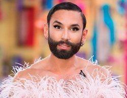 Conchita Wurst reaparece en televisión como jueza en un nuevo concurso, 'Queen of Drags'