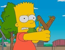 'Los Simpson' logra ser lo más visto del día, seguido muy de cerca por 'La que se avecina'