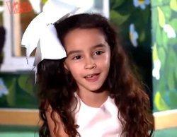 Marian Lorette, 'La Voz Kids' (México), se recupera favorablemente tras su grave accidente