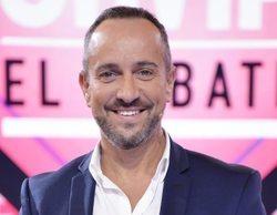 Víctor Sandoval, presentador de 'Sálvame limón' tras ganar una carrera a sus compañeros