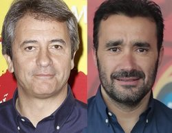 """Tenso momento entre Manolo Lama y Juanma Castaño: """"Te sentaste en mi silla al día siguiente de irme de Cuatro"""""""