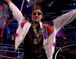 David Bisbal y Melendi revolucionan el plató de 'La Voz Kids' versionando el rap de 'El príncipe de Bel Air'