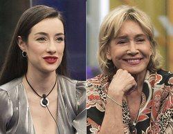 Adara y Mila Ximénez, concursantes salvadas en 'GH VIP 7'