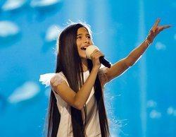 España desvela su puesta en escena en Eurovisión Junior 2019: Melani, una diosa que limpia los océanos