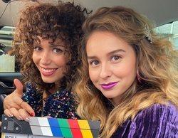 Arranca el rodaje de '#Luimelia', el spin-off de 'Amar es para siempre' para Atresplayer Premium